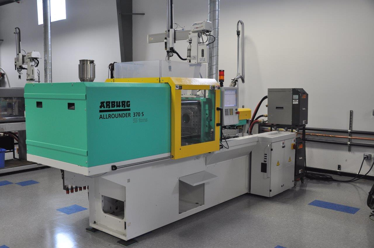 Injection Molding – Front Range Tooling